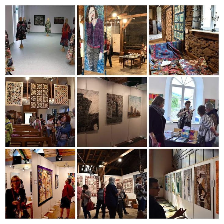 collage foto's Luxembourg