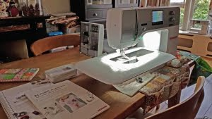 Bernina B770-QE naaimachine