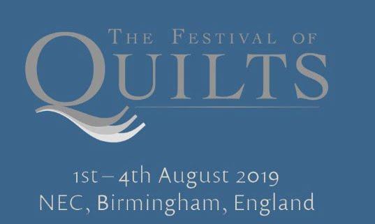 Festival of Quilts Birmingham