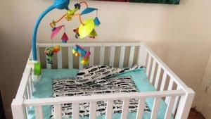 baby boxkleed en walvis - AFFO
