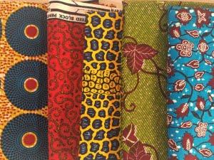 Afrikaanse Kleuren en designs