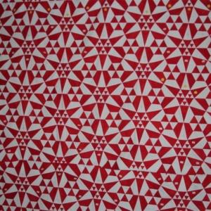 Rood-wit als boventoon, van de Facebookpagina van Klazien