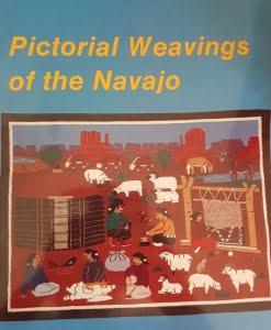 Inspirerend kijkboek met tapijten van de Navajo