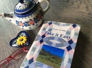 Take it Easy, boek van Yvonne van Rijn