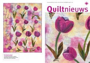Tulips van Joke Visch uit Nunspeet
