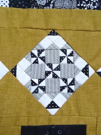 quiltblok pinwheel Truus