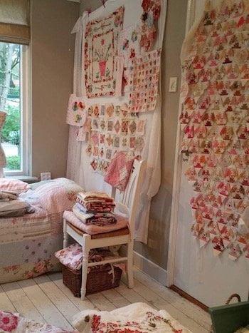quilts van Anja