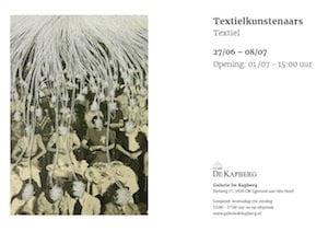 uitnodiging expositie