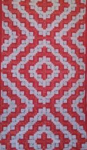 Ans-Kouwe-dubbelzijdige-logcabin-kant-rood