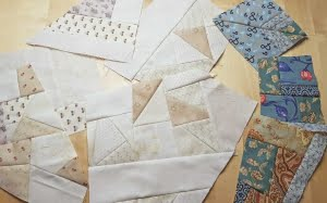 fabric made from fabric scraps