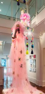 "tentoonstelling "" Art Couture: the intersection of art and fashion """