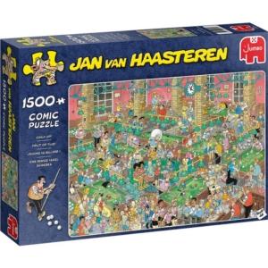 Puzzel Jan van Halsteren