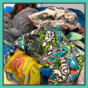 voorbeeld van kleding die gerecycled kan worden