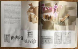 voorbeeld kniplijnen vouwboekje