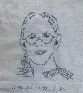 Petra Brueren karakter levensloopquilt