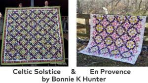 Bonnie K Hunter Quiltville mysteries