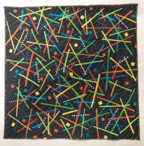voorbeeld artquilt Color