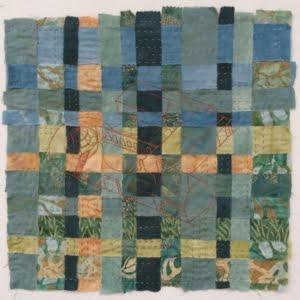 voorbeeld art quilt Home