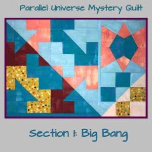 Parallel Universe eerste blok