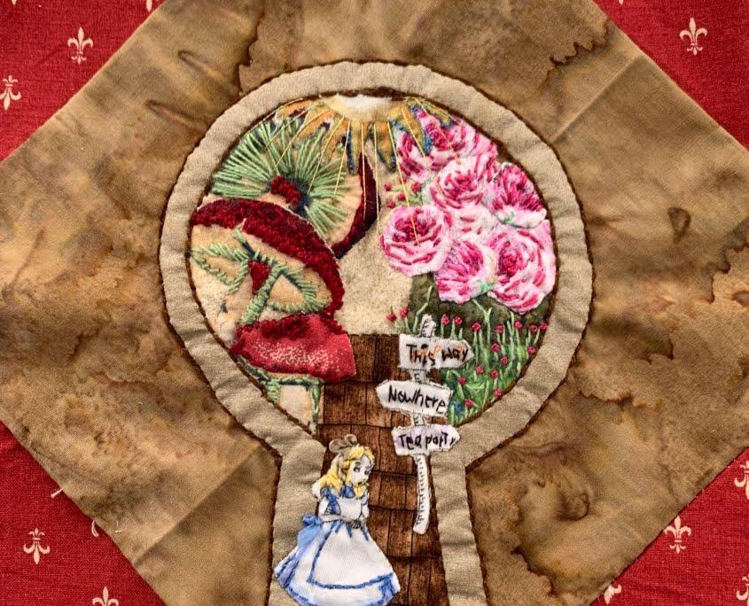 PB Alice in Wonderland
