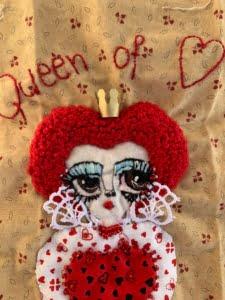 PB Alice in wonderland queen 11
