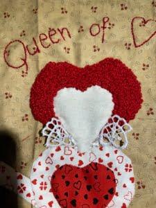 PB Alice in wonderland queen 9