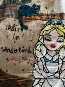 PB Alice in wonderland themablok 6
